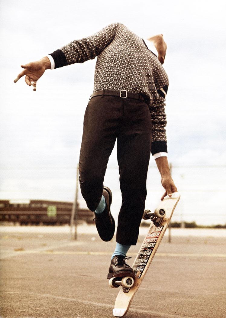 Kilian Martin Street Freestyle Skateboard Rider Gallery
