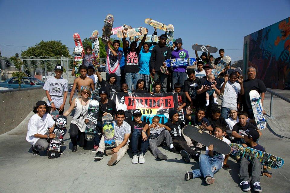 Kilian Martin / Bridge to Skate.