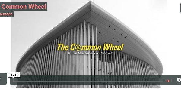 The Common Wheel Kilian Martin & Viki Gomez.