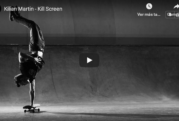 KILIAN MARTIN KILL SCREEN  THE BERRICS