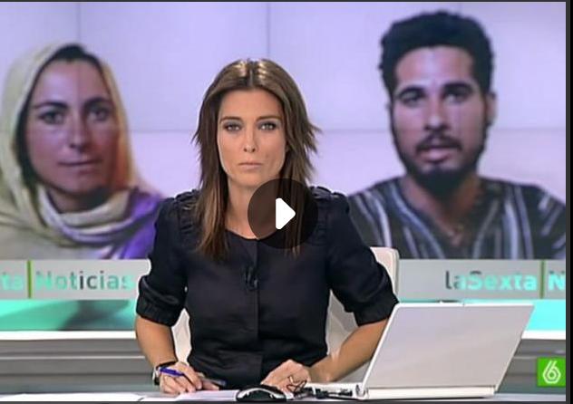 Kilian Martin en la Sexta noticias.Tv