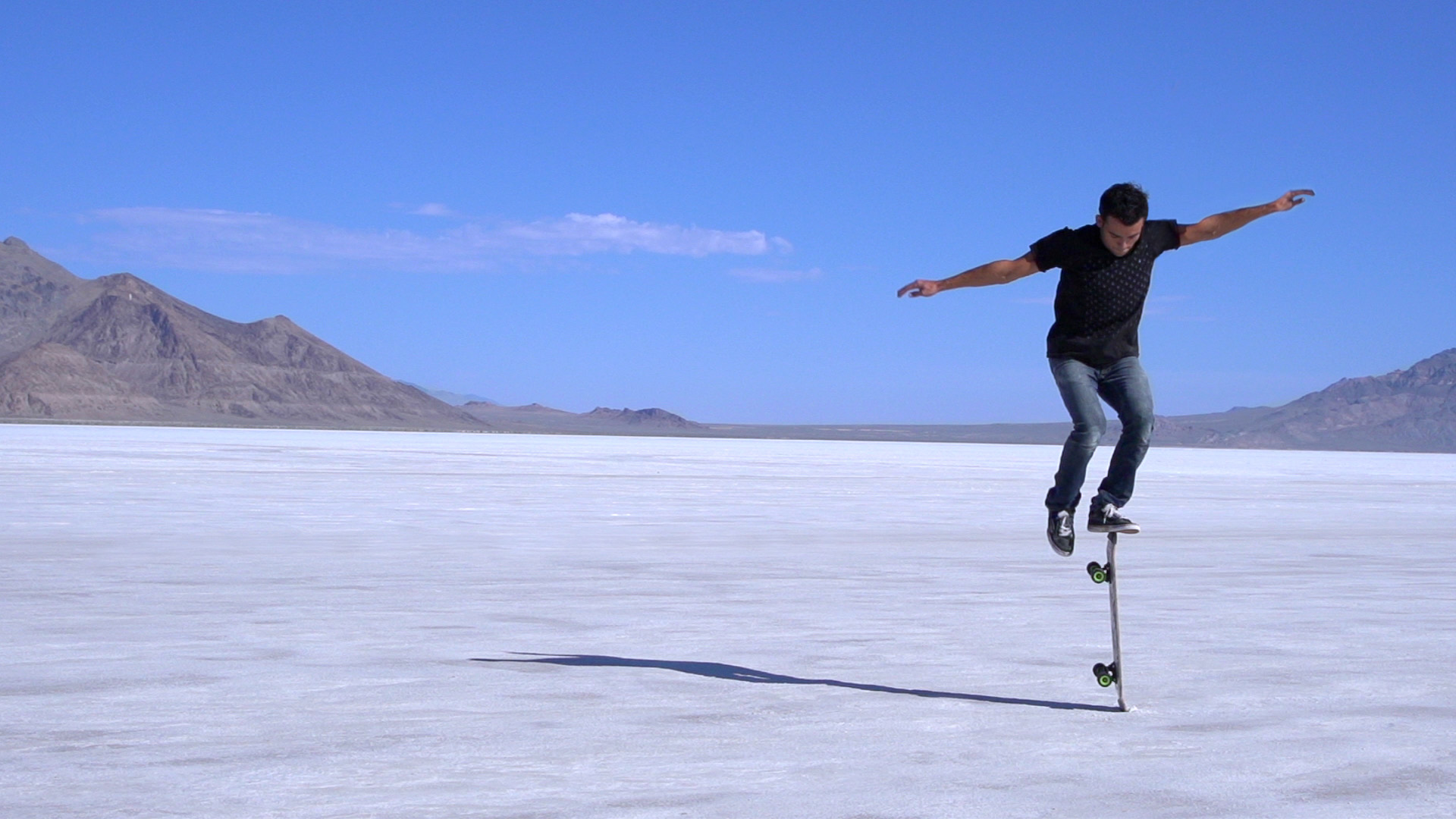 Kilian Martin Proves Anything is Skateable In Stunning 'Searching Sirocco' Video