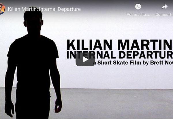 The new Kilian Martin: Internal Departure video.