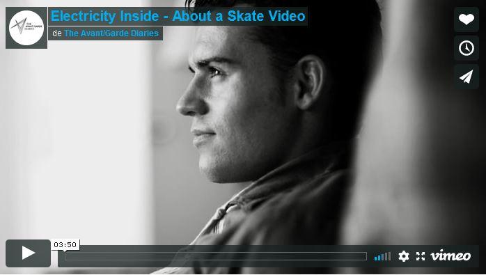 Electricity Inside. Kilian Martin & Brett Novak about a Skate video.