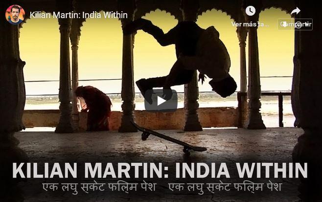 Kilian Martin : India Within.