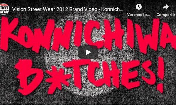 Kilian Martin. Vision Street Wear in Japan video.